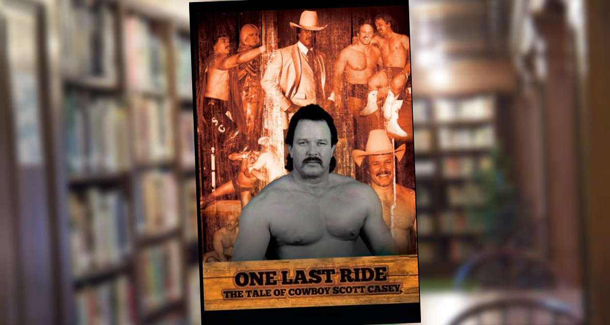 Cowboy Scott Casey invites readers along to take 'one last ride'