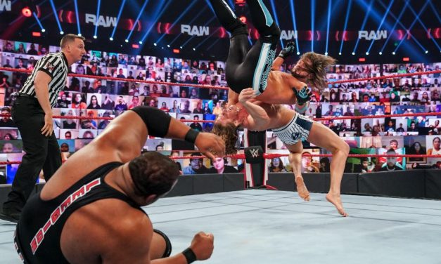 RAW: A challenger emerges for the WWE Title