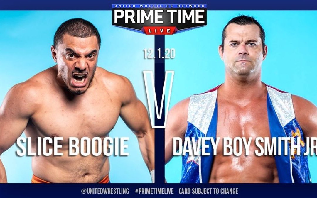 UWN PrimeTime Live:  Boogie on down with the Bulldog, and other fantastic fights