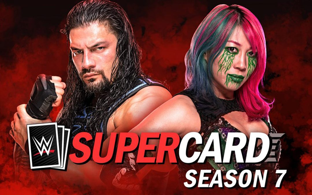 WarGames coming to WWE SuperCard