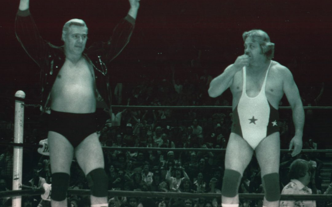 Pat Patterson photo gallery