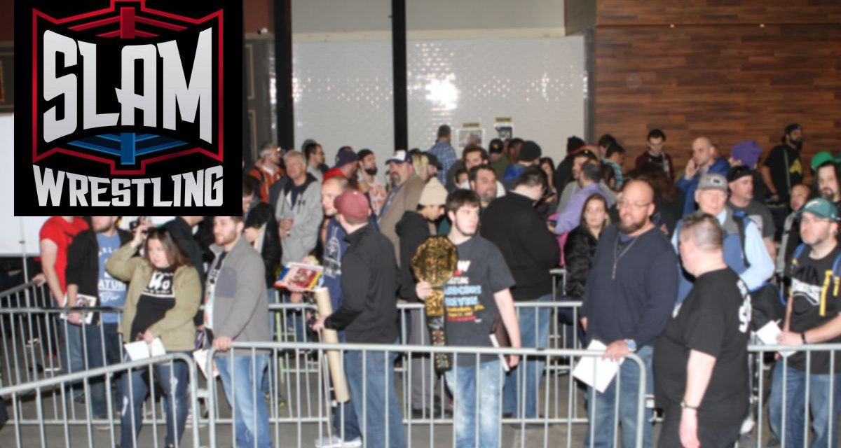 PWG and breakfast with wrestlers wrap up WrestleReunion 6