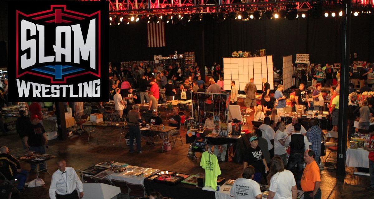 Comparing WWE Axxess with the Mid-South Fanfest
