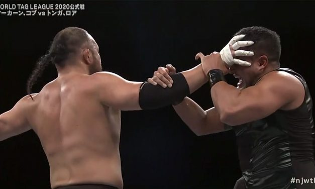 World Tag League is anyone's tournament