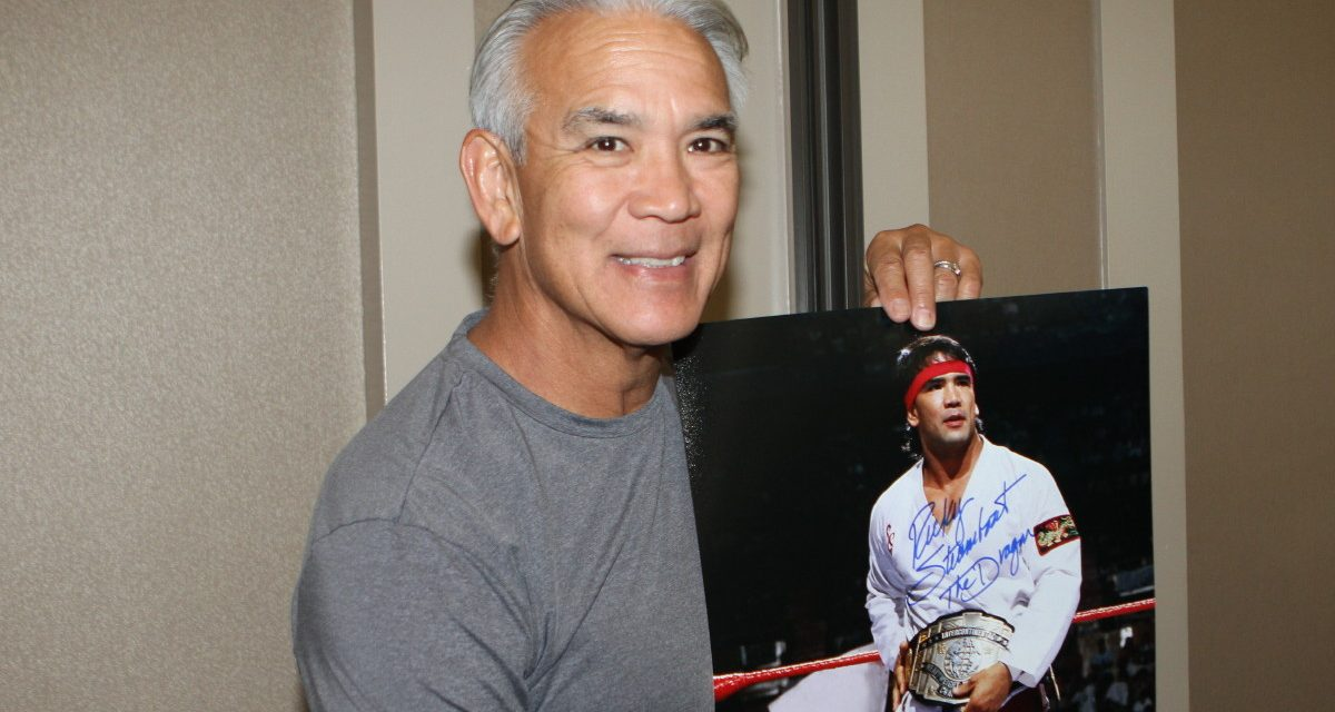 Ricky Steamboat & Sam Steamboat story archive