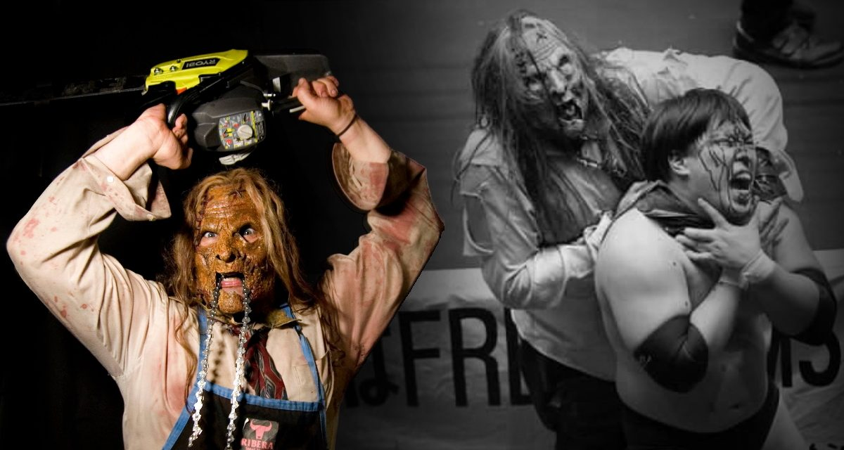 Behind the Gimmick Table: Myers went from tape trader to Leatherface