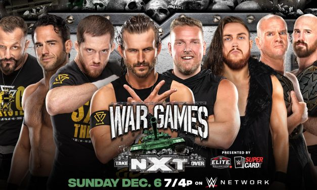 Countdown to NXT TakeOver Wargames 2020