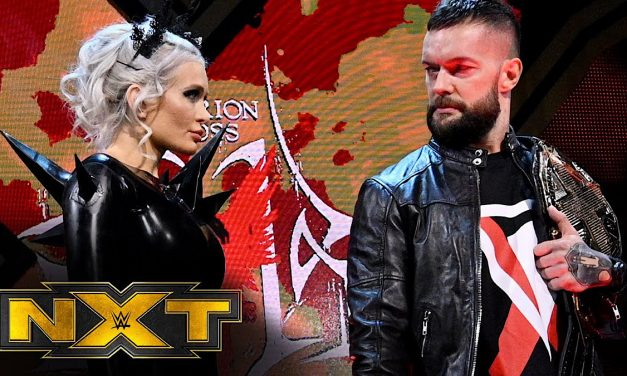 NXT: Finn Balor's challengers emerge, Karrion Kross returns
