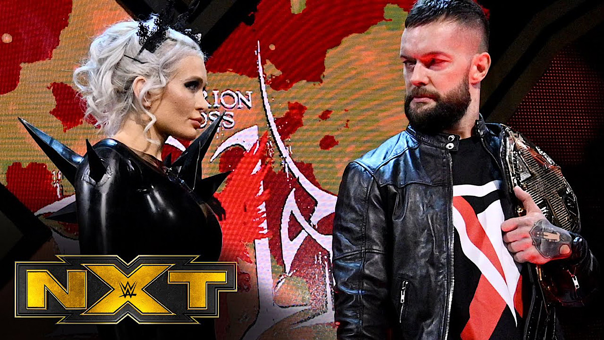 Karrion Kross vs Finn Balor At WrestleMania 37?
