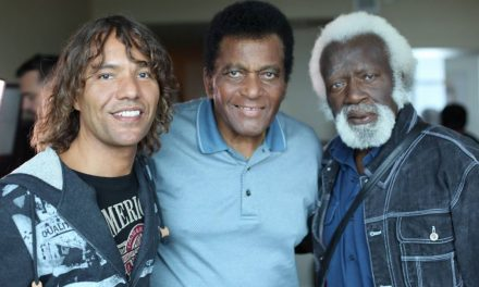 Mat Matters: When Sweet Daddy met Charley Pride