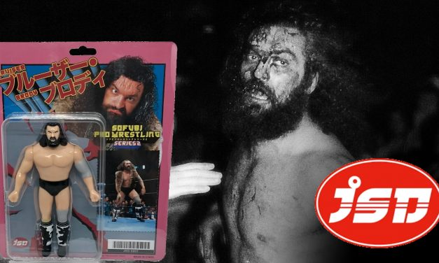 Behind the Gimmick Table: JunkShopDog figures on Bruiser Brody