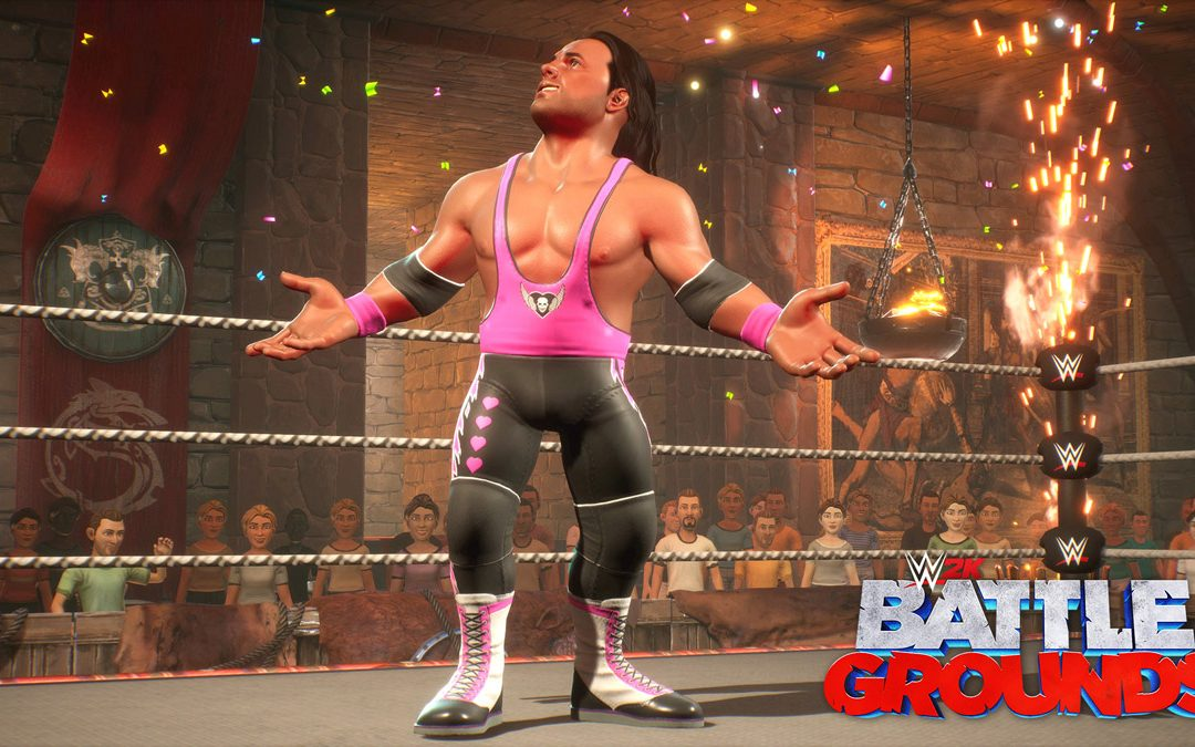 Wrestling legends to join 2K Battlegrounds