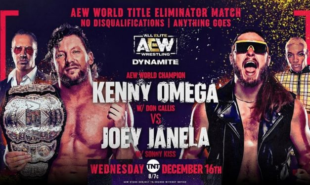 AEW Dynamite: Kenny Omega gets a new contender