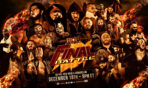 ROH Final Battle 2020:  Matchups in the time of COVID