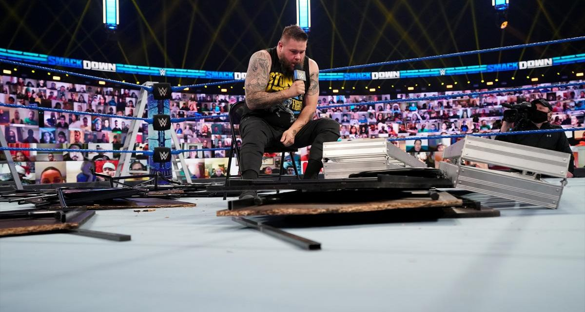 SmackDown: Won't stay down