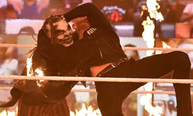 Inferno Match cools down an otherwise red-hot TLC