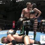 Ospreay to Okada: 'Don't turn your back on me!'