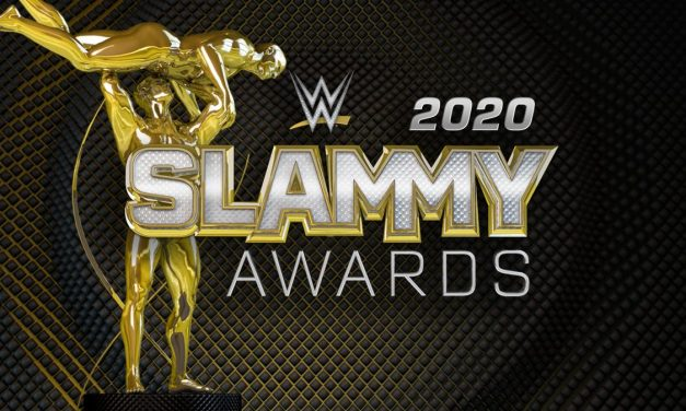 Humble wrestlers and the legacy of Owen Hart highlight the 2020 WWE Slammy Awards