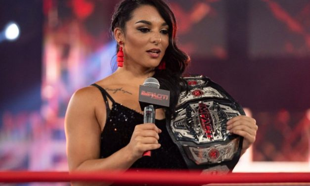 Impact: Deonna Purrazzo named Impact's Best Wrestler in year-end recap show