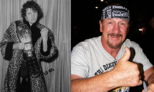Terry Funk surprised, honored to be inducted into new International Pro Wrestling Hall of Fame