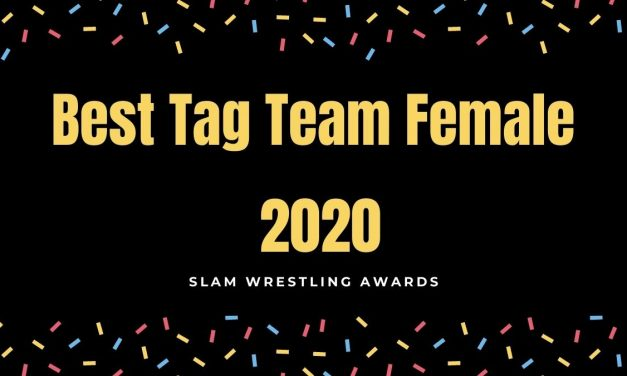Slam Awards 2020: Best Tag Team of the Year (Female)