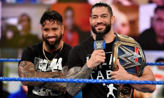 SmackDown: First of the new year