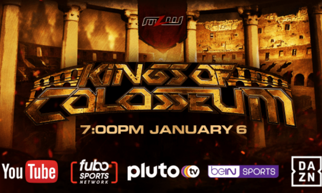 MLW Kings of Colosseum:  Major matches, minor fanfare