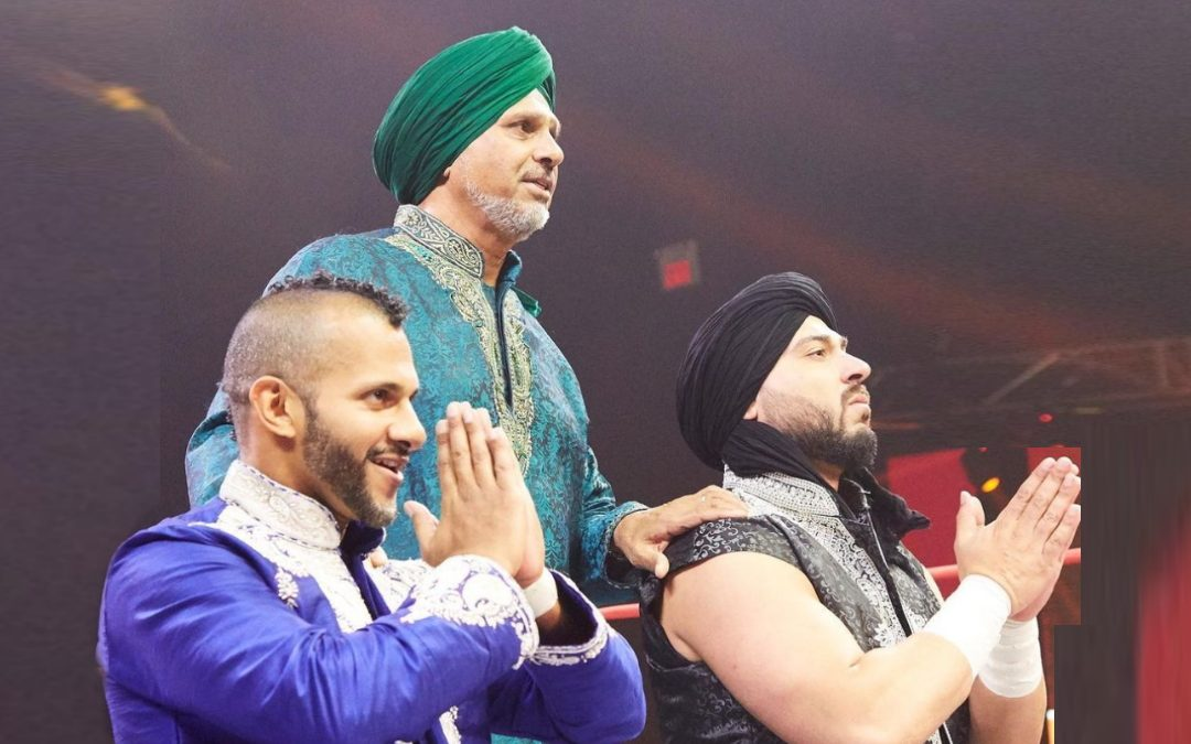 Behind the Gimmick Table: Karachi Vice, Stampede made an impact on Raj Singh