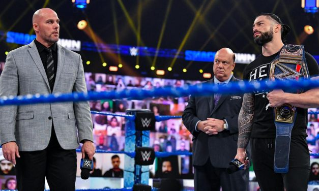 SmackDown: An unlikely competitor