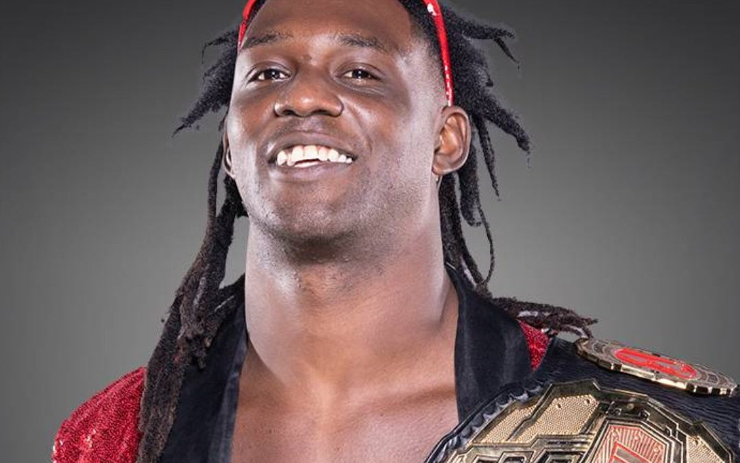 Rich Swann ready to defend Impact against invaders at Hard To Kill