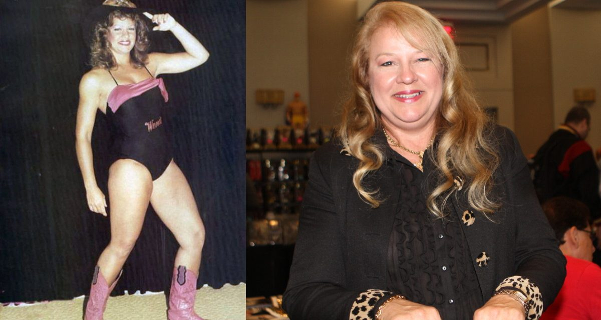Wendi Richter: A celebration of her ups and downs
