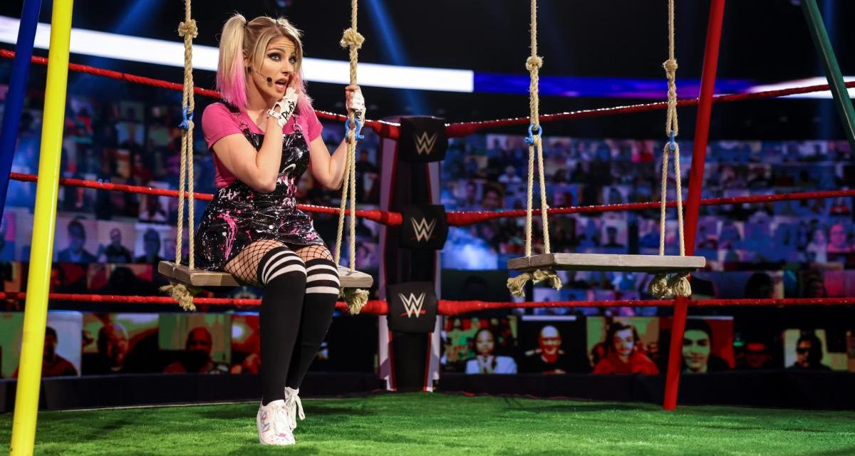 RAW: Is Alexa Bliss a conduit for the Fiend?
