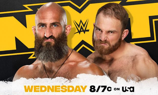 NXT: Ciampa battles Thatcher inside the Fight Pit