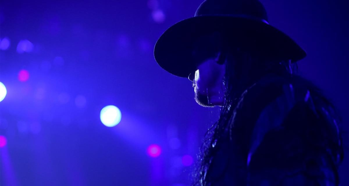 Undertaker on today's talent: 'They aren't willing to put in the grind'