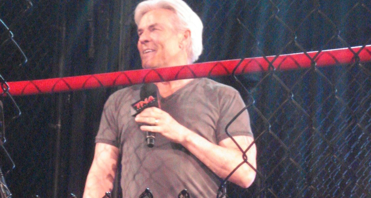 Bischoff misses performing but not the pressure