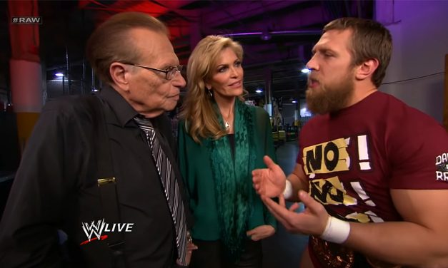 Larry King and his wrestling connections