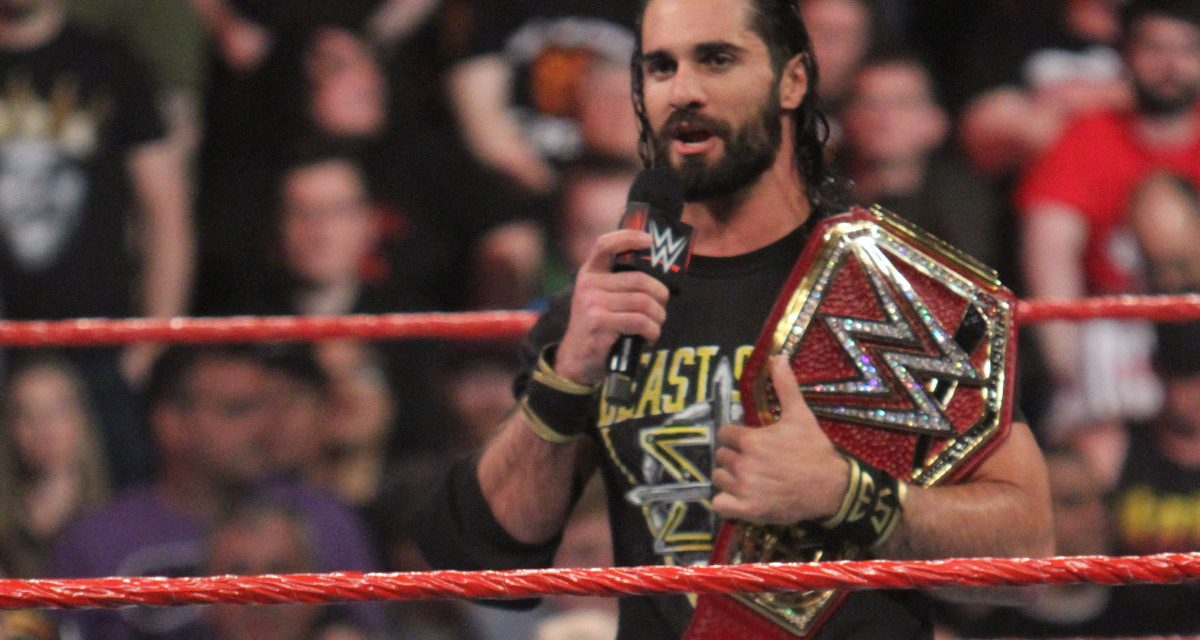 Seth Rollins story archive