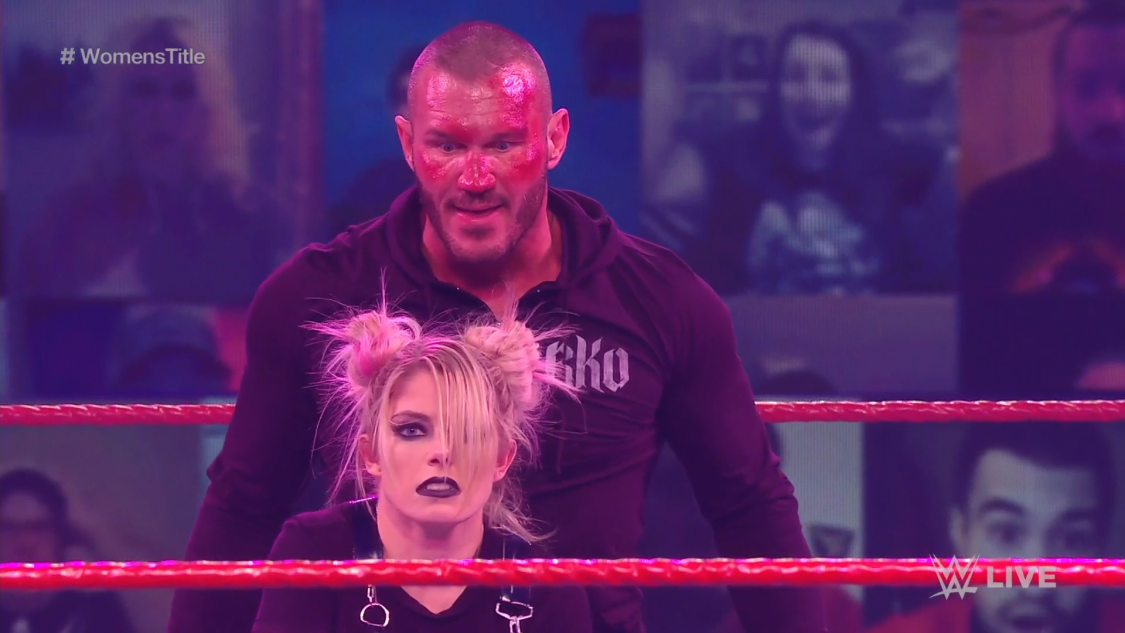 RAW: The Viper strikes back; costs Alexa Bliss title victory