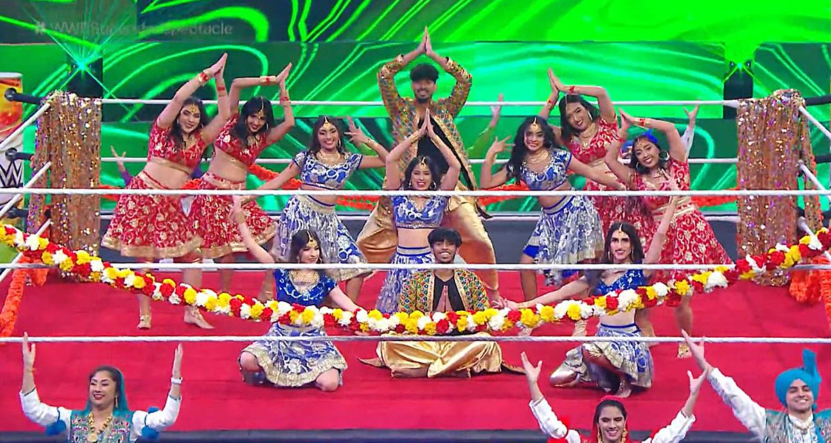WWE celebrates India with Superstar Spectacle