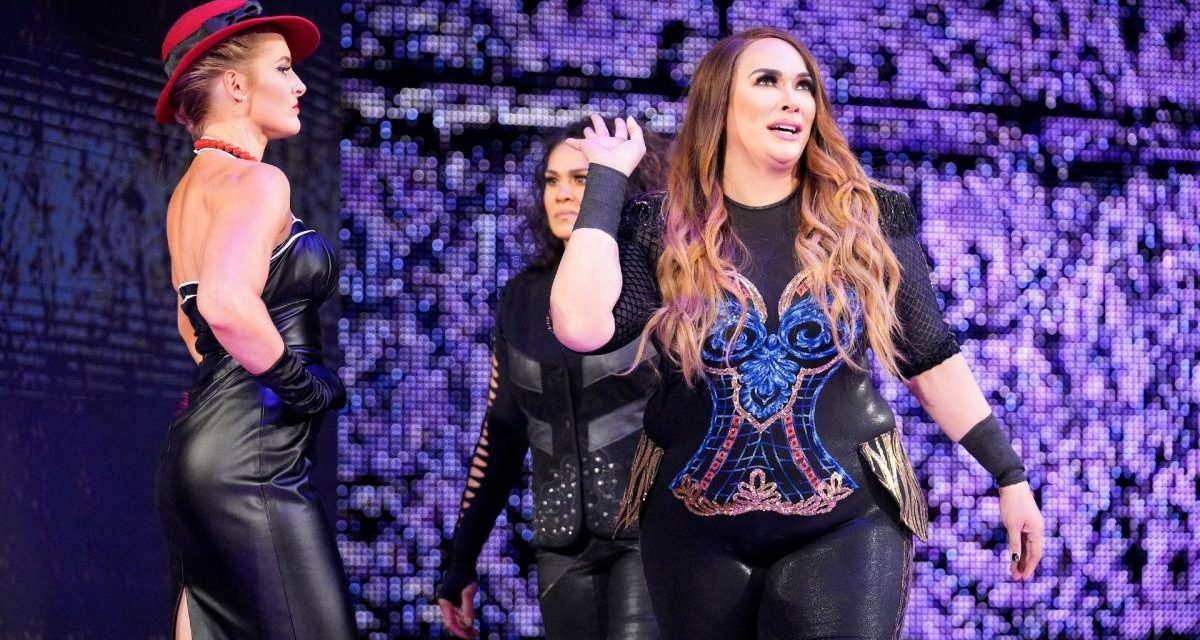 Mat Matters: Someone save the WWE from Nia Jax