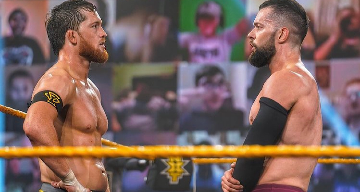 NXT: O'Reilly and Balor join forces, stand above the rest