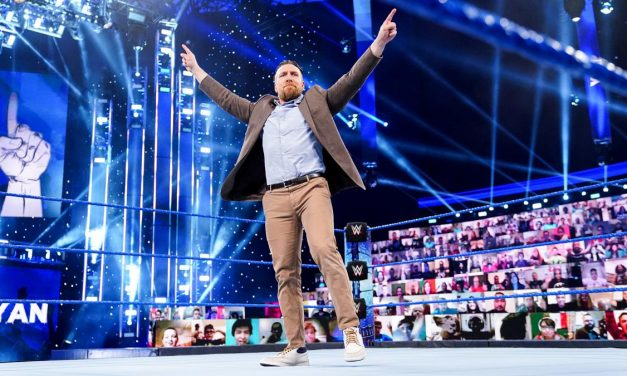 SmackDown: The Friday before the Rumble