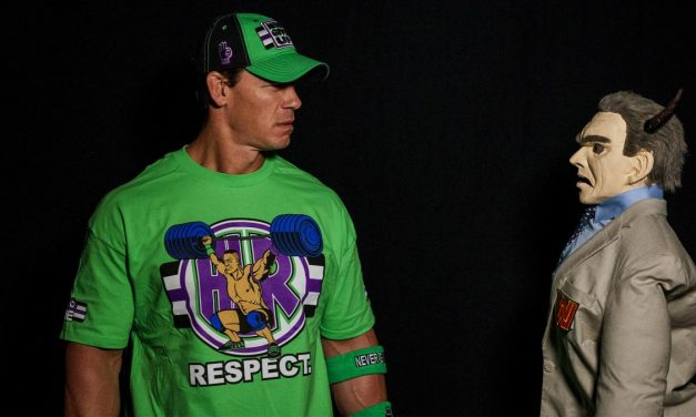 Cena confirms he won't be at WrestleMania this year