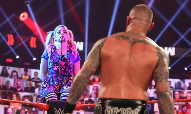 RAW: Alexa Bliss helps Edge move on from Randy Orton