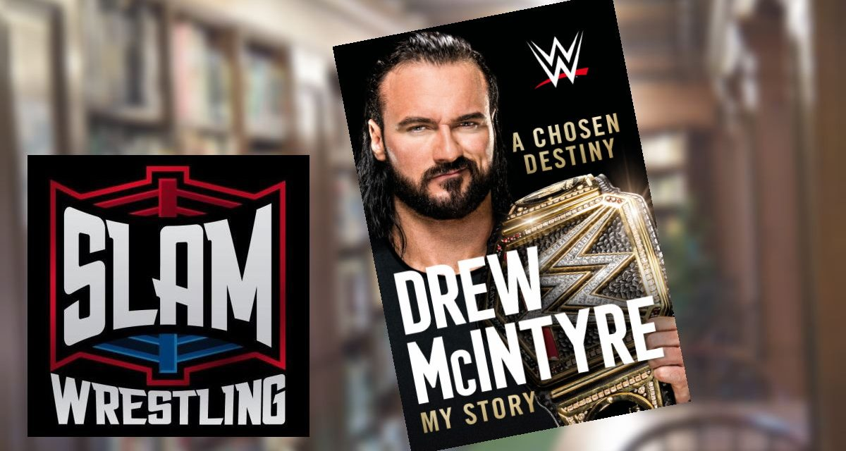 Drew McIntyre autobiography coming in May