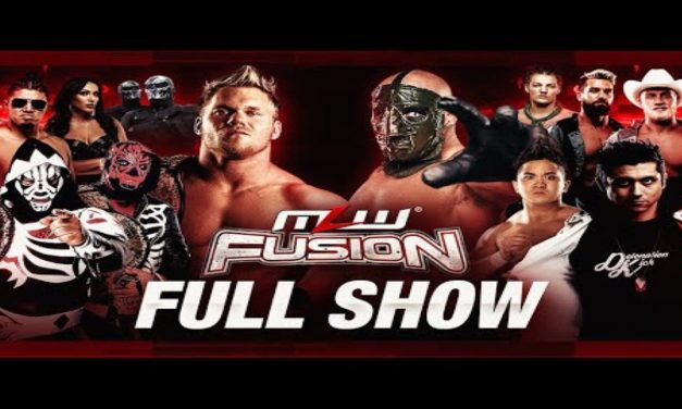 MLW FUSION:  A Banal Baklei Brawl for all