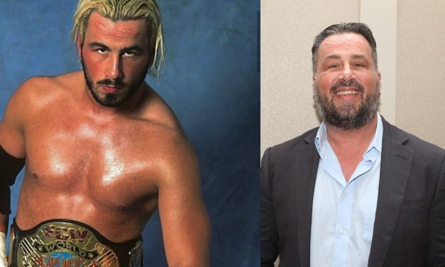 Steve Corino's keeping busy