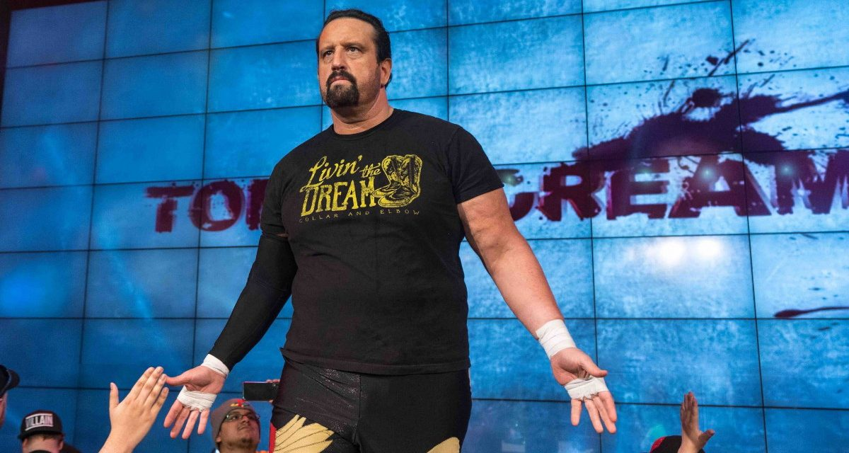 Ageless Tommy Dreamer considering a Swann song