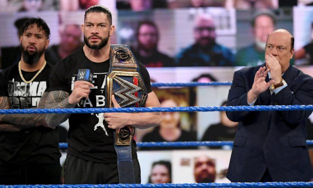 SmackDown: WrestleMania indecisiveness