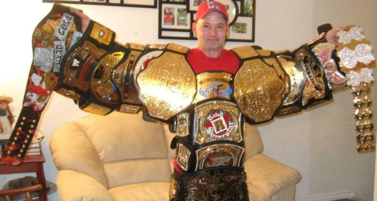 Behind the Gimmick Table: Ruddick finds a healthier addiction in collecting